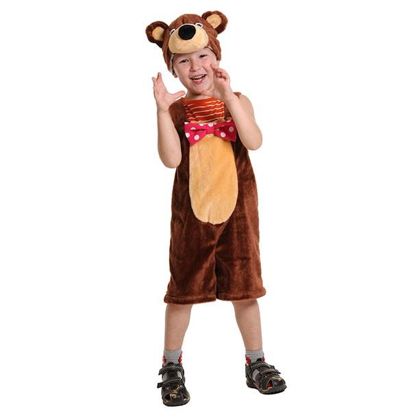 Карнавальный костюм Медведь цирковой k3041