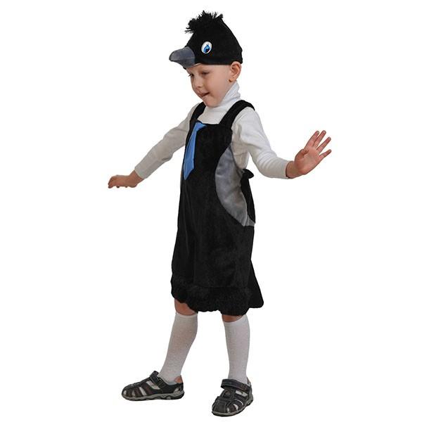 Карнавальный костюм Вороненок k3053