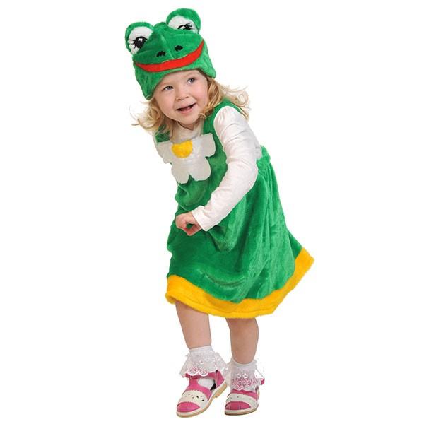Карнавальный костюм Лягушка k3062