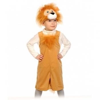 Карнавальный костюм львенок k3074