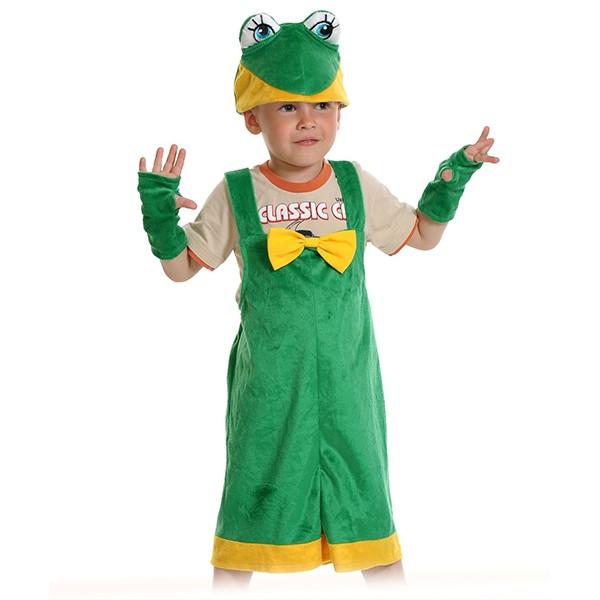 Карнавальный костюм Лягушонок k3075