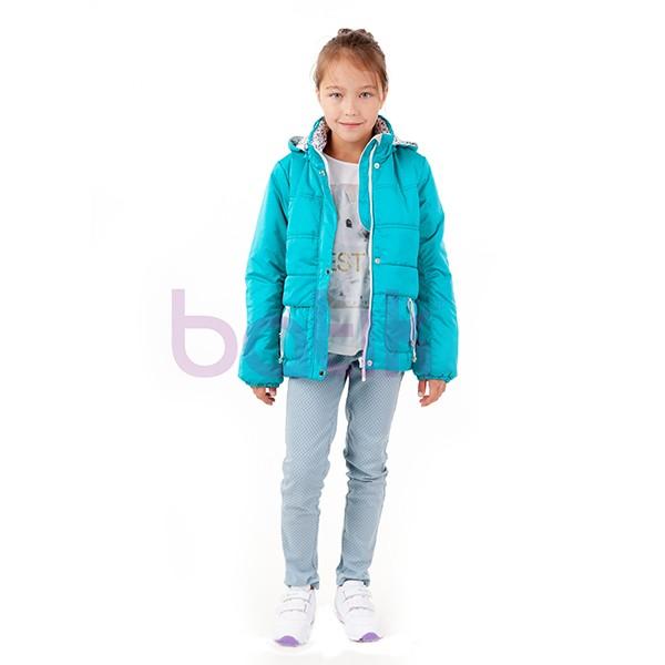 Куртка для девочки Лена К502-ФГ