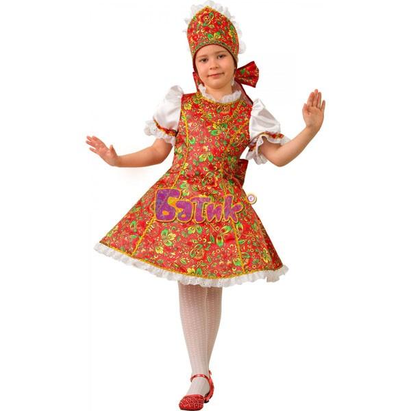 Карнавальный костюм Марьюшка