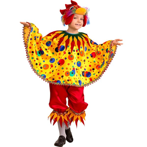 Карнавальный костюм Петушок Чико 7027