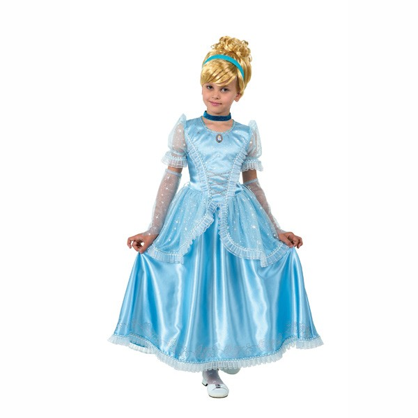 Костюм Принцесса Золушка арт 7060