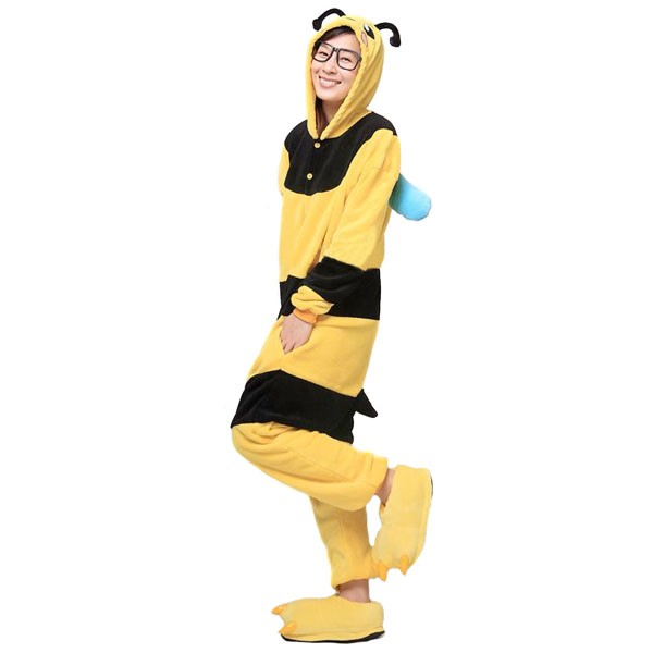 Пчелка желтый рукав