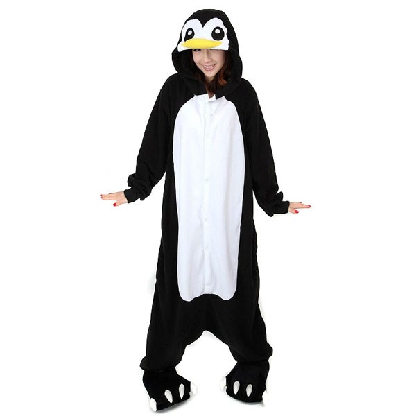 Пингвин Черный