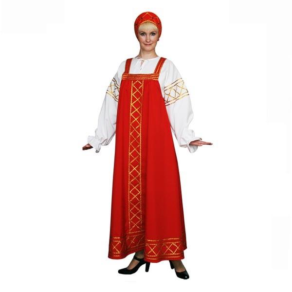 Карнавальный костюм Ольга арт KKVd-3-38k-z