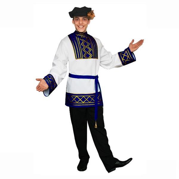 Карнавальный костюм Ярослав арт KKVm-3-48s-z