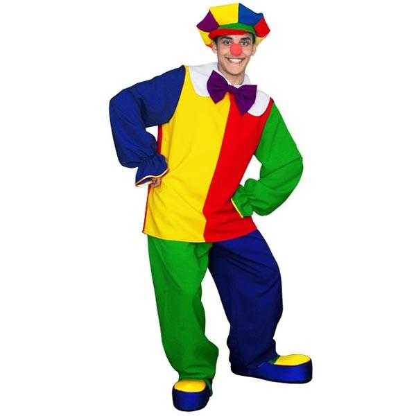 Карнавальный костюм Клоун арт KKVm-888-1