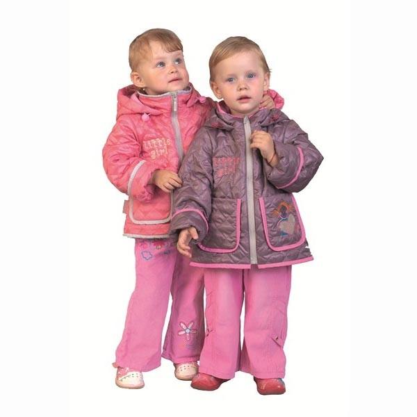 Куртка для девочки Пеппи