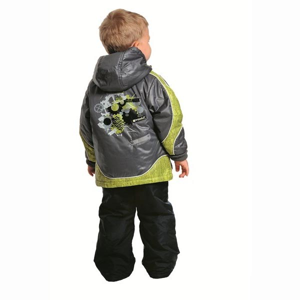 Куртка для мальчика Лукас
