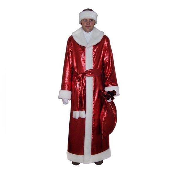 Карнавальный костюм Деда Мороза арт M-201k