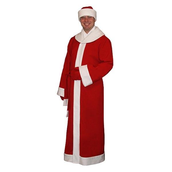Карнавальный костюм Деда Мороза арт M-28k