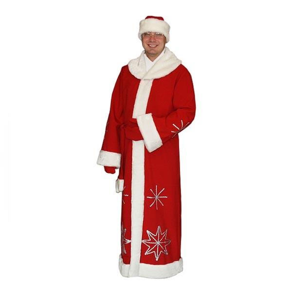Карнавальный костюм Деда Мороза арт M-7k