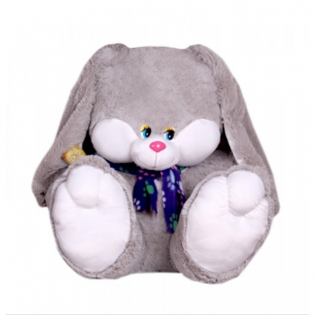 Мягкая игрушка кролик Мотя