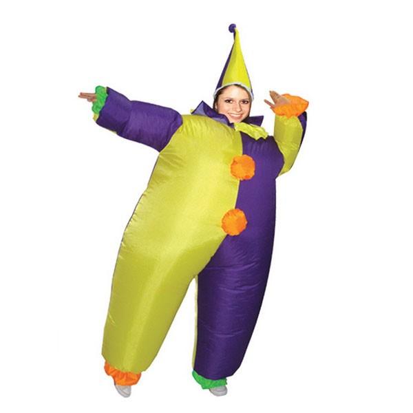 Надувной костюм Клоуна арт. NK750a