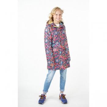 Пальто для девочки Веста арт П300-ФГ