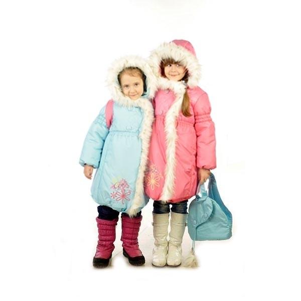 Пальто для девочки Ариша