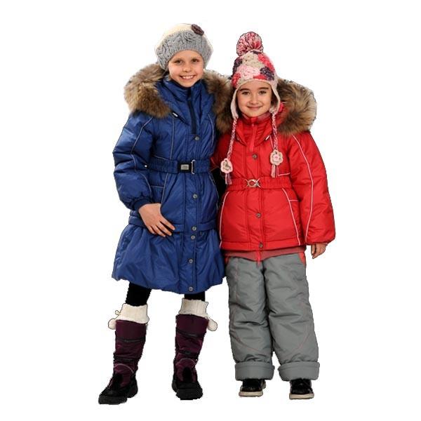 Пальто для девочки Ядвига