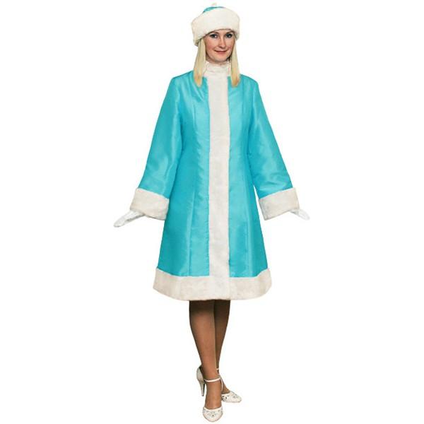 Карнавальный костюм Снегурочки арт S-101g