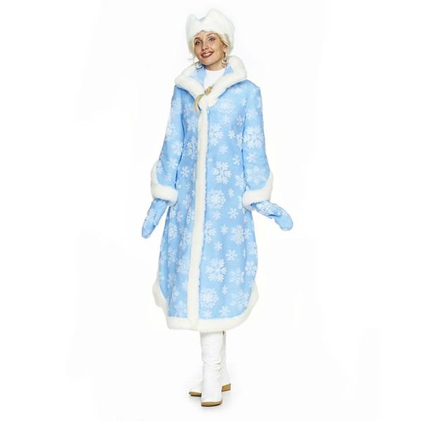Карнавальный костюм Снегурочка Боярская