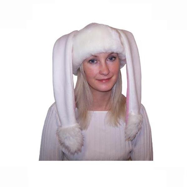 Карнавальная шапка Зайца арт SHV-3b