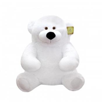Мягкая игрушка Мишка Снежок