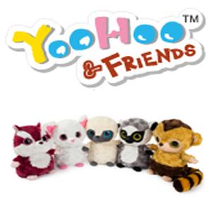 фото юху и его друзья игрушки